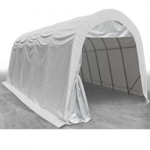 Shelter Logic Autotalli Kupolimalli 3x6 M