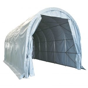 Shelter Logic Autotalli Kupolimalli 4x10 M
