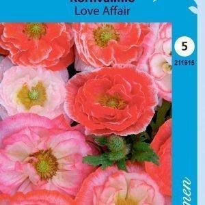 Siemen Silkkiunikko Love Affair