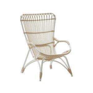 Sika-Design Monet Tuoli Ulkokäyttöön Valkoinen