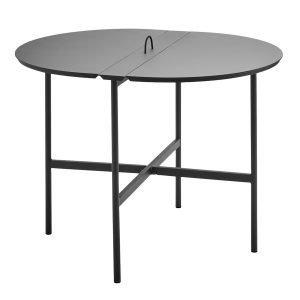 Skagerak Picnic Pöytä 105 Musta