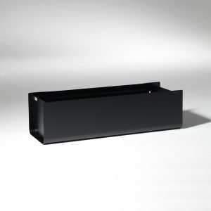 Smd Design Jorda Kukkalaatikko Musta 60 Cm