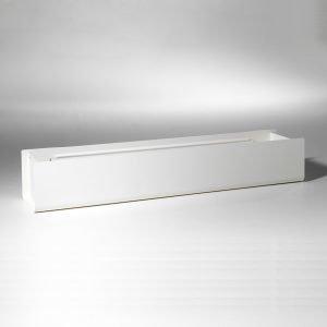 Smd Design Jorda Kukkalaatikko Valkoinen 100 Cm
