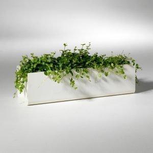 Smd Design Jorda Kukkalaatikko Valkoinen 60 Cm