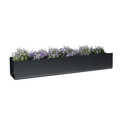 Smd Design Jorda Parvekelaatikko Musta 100 cm