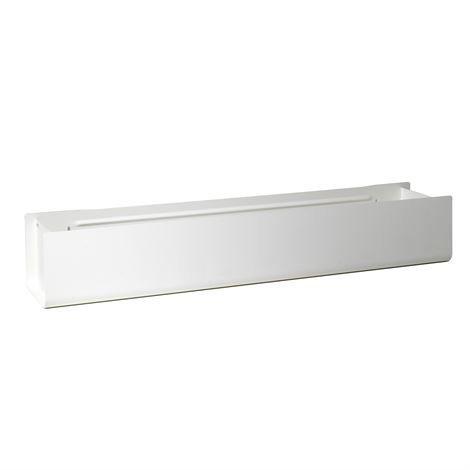 Smd Design Jorda Parvekelaatikko Valkoinen 100 cm