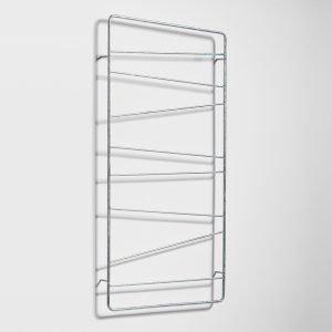 Smd Design Trellis Säleikkö Galvanoitu Pelti 120x60 Cm