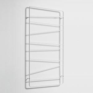 Smd Design Trellis Säleikkö Seinälle Valkoinen 120x60 Cm