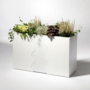 Smd Design Urban Garden Istutuslaatikko Valkoinen