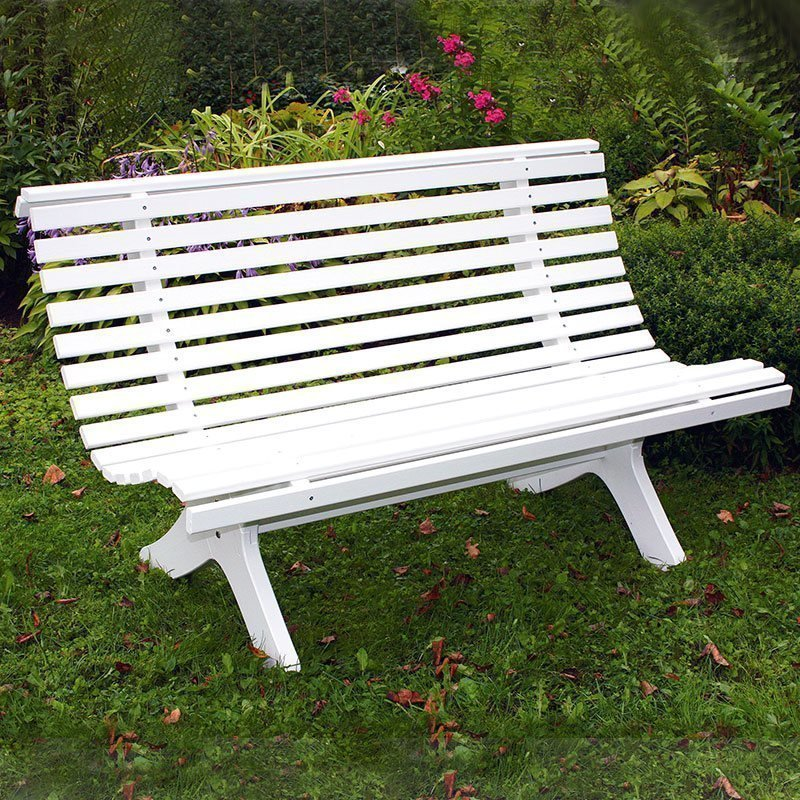 Sohva Park Valkoinen