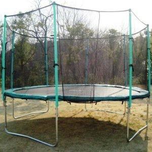 Suojaverkko trampoliiniin 4
