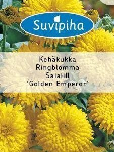 Suvipiha Calendula Golden Kehäkukka