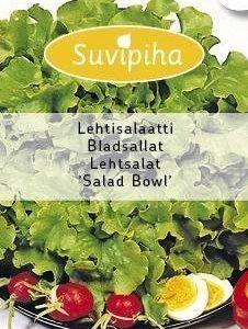 Suvipiha Lehtisalaatti Salad Bowl
