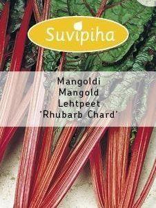 Suvipiha Mangoldi Rhubarb Chard
