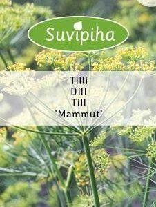 Suvipiha Tilli Mammut