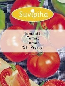 Suvipiha Tomaatti St.Pierre
