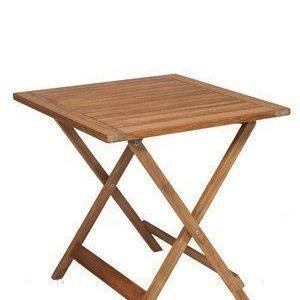 Taitettava pöytä 70x70x72cm