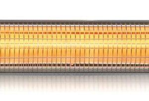 Terassilämmitin Veito Blade S 2500W hopeinen tai musta