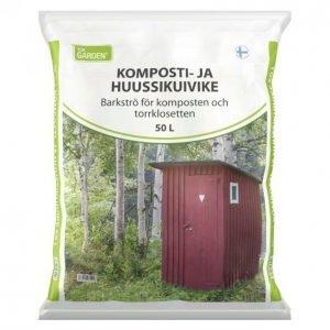 Tok Garden Komposti Ja Huussikuivike 50l