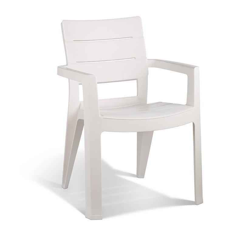 Tuoli Ibiza Valkoinen