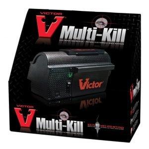 Victor Multi Kill M260 Elektroninen Hiirenloukku