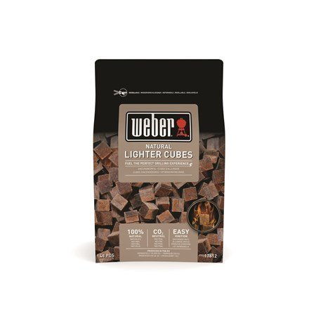 Weber® Sytytyskuutioita