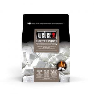 Weber Sytytyskuutiot 22 Kpl