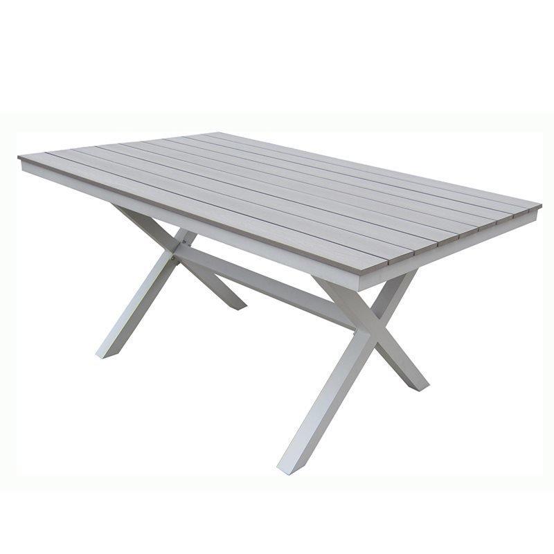 Wiksbo Pöytä Harmaa