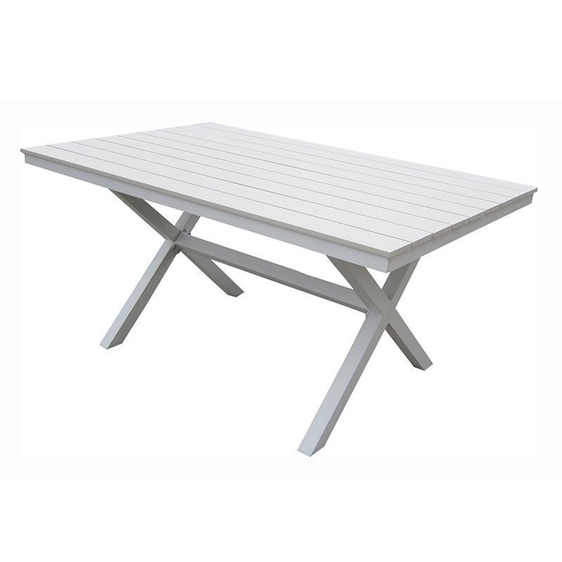 Wiksbo Pöytä Valkoinen
