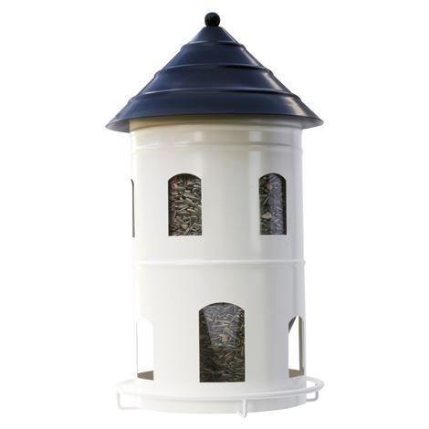 Wildlife Garden Iso Linnunruokinta-automaatti Valkoinen