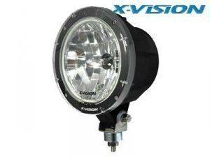 X-Vision Xenon Meteor lisävalo 12V 170mm 2kpl