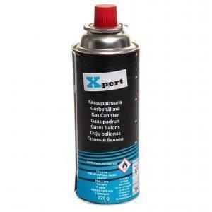 Xpert 220 G Retkikeittimen Kaasupullo A4